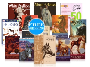 History of Horse Pack - Beautiful Feet Books